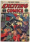 Cover for Exciting Comics (Pines, 1940 series) #48