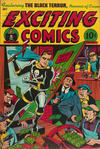 Cover for Exciting Comics (Pines, 1940 series) #49
