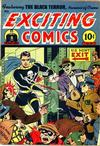Cover for Exciting Comics (Pines, 1940 series) #50