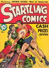 Cover for Startling Comics (Pines, 1940 series) #v1#1
