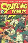 Cover for Startling Comics (Pines, 1940 series) #38