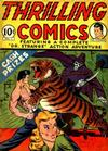 Cover for Thrilling Comics (Pines, 1940 series) #v1#1 (1)