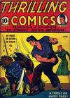 Cover for Thrilling Comics (Pines, 1940 series) #v1#3 (3)