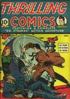 Cover for Thrilling Comics (Pines, 1940 series) #v2#2 (5)