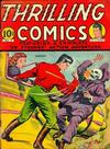 Cover for Thrilling Comics (Pines, 1940 series) #v?#1 (7)