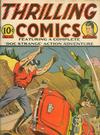 Cover for Thrilling Comics (Pines, 1940 series) #v4#3 (12)