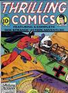 Cover for Thrilling Comics (Pines, 1940 series) #v7#3 (21)