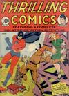 Cover for Thrilling Comics (Pines, 1940 series) #v8#1 (22)