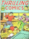 Cover for Thrilling Comics (Pines, 1940 series) #v9#2 (26)