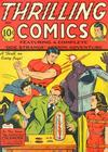 Cover for Thrilling Comics (Pines, 1940 series) #v9#3 (27)