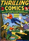 Cover for Thrilling Comics (Pines, 1940 series) #v10#3 (30)