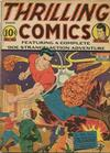 Cover for Thrilling Comics (Pines, 1940 series) #v12#1 (34)