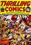 Cover for Thrilling Comics (Pines, 1940 series) #39