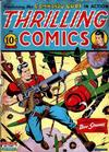 Cover for Thrilling Comics (Pines, 1940 series) #40