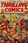 Cover for Thrilling Comics (Pines, 1940 series) #43