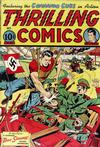 Cover for Thrilling Comics (Pines, 1940 series) #44