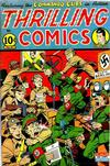 Cover for Thrilling Comics (Pines, 1940 series) #45