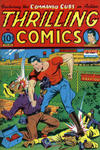 Cover for Thrilling Comics (Pines, 1940 series) #46