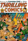 Cover for Thrilling Comics (Pines, 1940 series) #47