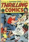 Cover for Thrilling Comics (Pines, 1940 series) #52