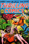 Cover for Thrilling Comics (Pines, 1940 series) #53