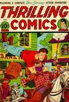 Cover for Thrilling Comics (Pines, 1940 series) #55