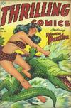 Cover for Thrilling Comics (Pines, 1940 series) #61