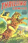 Cover for Thrilling Comics (Pines, 1940 series) #62