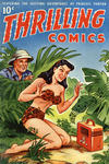 Cover for Thrilling Comics (Pines, 1940 series) #68