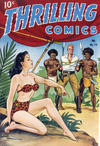 Cover for Thrilling Comics (Pines, 1940 series) #70