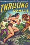 Cover for Thrilling Comics (Pines, 1940 series) #71