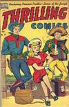 Cover for Thrilling Comics (Pines, 1940 series) #72