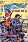 Cover for Thrilling Comics (Pines, 1940 series) #75
