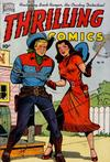 Cover for Thrilling Comics (Pines, 1940 series) #76