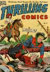Cover for Thrilling Comics (Pines, 1940 series) #77