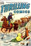 Cover for Thrilling Comics (Pines, 1940 series) #79