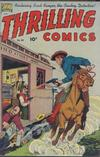 Cover for Thrilling Comics (Pines, 1940 series) #80