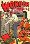 Cover for Wonder Comics (Pines, 1944 series) #8