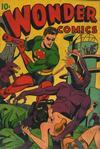 Cover for Wonder Comics (Pines, 1944 series) #9