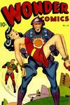Cover for Wonder Comics (Pines, 1944 series) #14