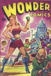 Cover for Wonder Comics (Pines, 1944 series) #17
