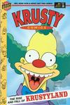 Cover for Krusty Comics (Bongo, 1995 series) #1