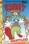 Cover for Krusty Comics (Bongo, 1995 series) #2
