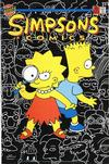 Cover for Simpsons Comics (Bongo, 1993 series) #3