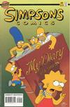 Cover for Simpsons Comics (Bongo, 1993 series) #9
