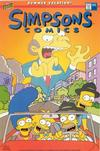 Cover for Simpsons Comics (Bongo, 1993 series) #10
