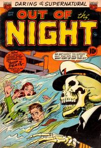 Cover Thumbnail for Out of the Night (American Comics Group, 1952 series) #10