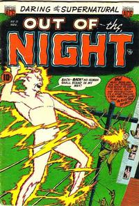 Cover Thumbnail for Out of the Night (American Comics Group, 1952 series) #11