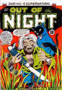 Cover Thumbnail for Out of the Night (American Comics Group, 1952 series) #15