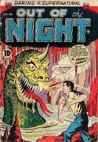 Cover Thumbnail for Out of the Night (American Comics Group, 1952 series) #17